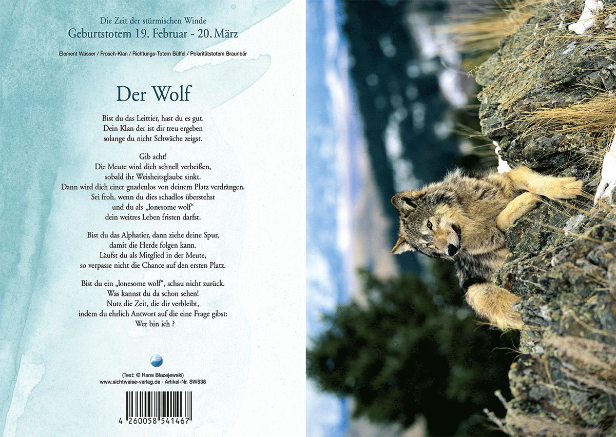 Sprüche mit wolf