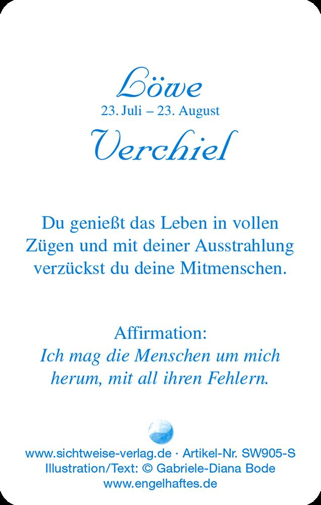 23 august sternzeichen